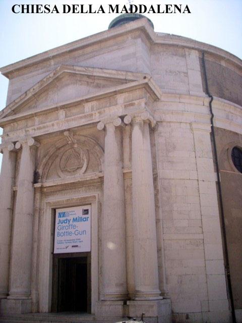 Resultado de imagen para chiesa della maddalena venezia