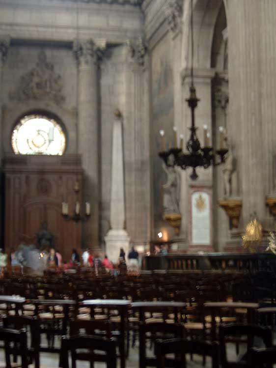 La Meridiana Di Saint Sulpice