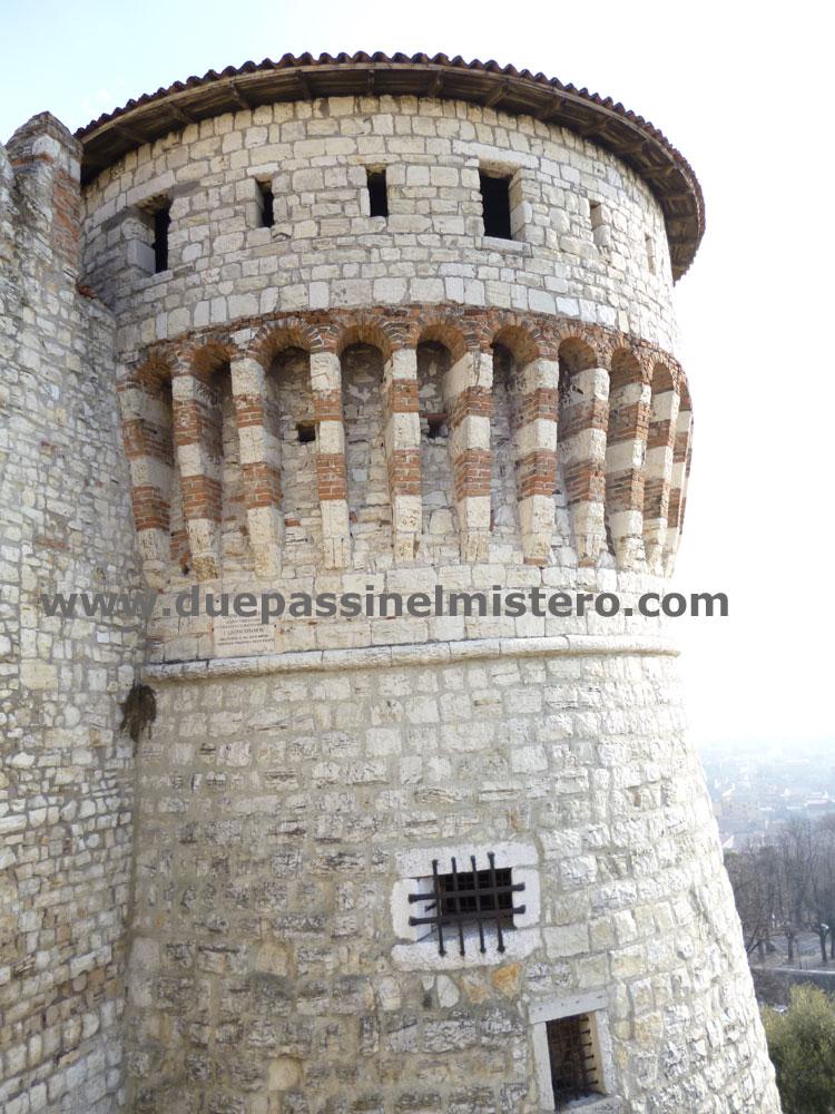 Favorito Castello di Brescia e sotterranei HT04