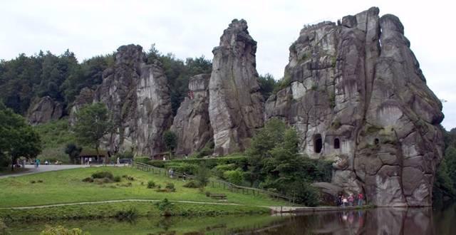 Risultati immagini per La Foresta di Teutoburg